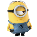 Curious-Minion-Icon