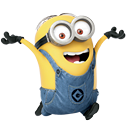 Happy-Minion-Icon
